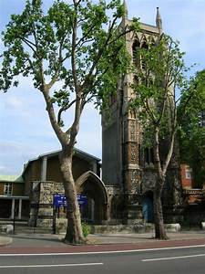File:St Mary's Church Newington, Kennington Park Road ...