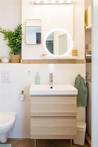 Badmöbel Für Kleines Bad : stauraum f r ein kleines badezimmer wir zeigen euch unser neues bad the kaisers ~ Bigdaddyawards.com Haus und Dekorationen