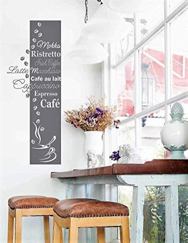 Wandtattoos Kuche Esszimmer by Wandtattoo K 252 Che Esszimmer Quot Kaffee Banner Quot Wandtattoos