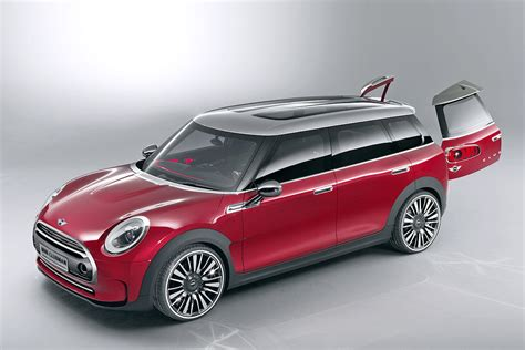 Diginpix  Entity  Mini Clubman Concept