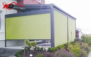 beschattungsanlagen markisen und sichtschutz kd With markise balkon mit tapeten 2017 wohnzimmer