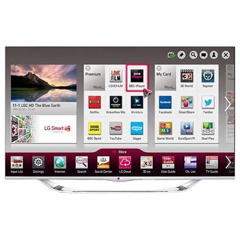 55 lg 55la740v hd 1080p freeview hd smart 3d led