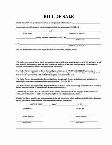 free bill of sale template pdf by marymenti as is bill With as is vehicle bill of sale template