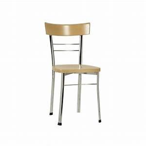 Chaises De Cuisine Modernes : lot de 2 chaises de cuisine moderne rouma achat vente chaise mati re de la structure bois ~ Teatrodelosmanantiales.com Idées de Décoration