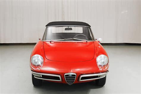 1967 Alfa Romeo Duetto Spyder  Hyman Ltd Classic Cars