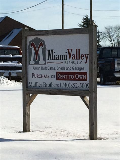 Miami Valley BarnsDeal of the Month   Miami Valley Barns