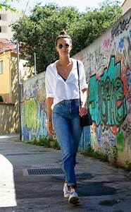 25+ best ideas about Mom jeans outfit on Pinterest | Mom jeans 90s jeans and Nike air force 1 ...