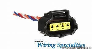 Wiring Specialties 1jz Tps  Throttle Position Sensor  Connector  U2013 Je Import Performance