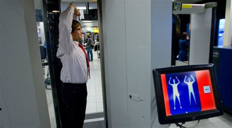 Body Scanners To Replace Conventional Metal Detectors At