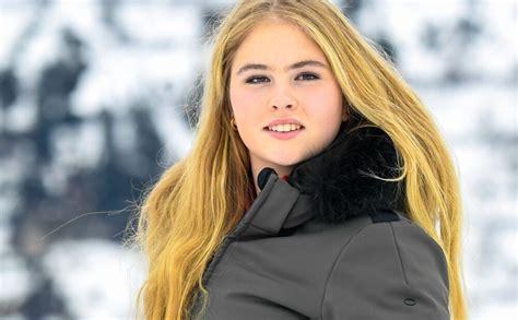 Daiļā Nīderlandes princese Katarīna Amālija un viņas ģimene - Foto - Jauns.lv