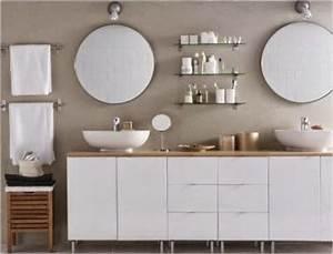 Ikea Meuble De Salle De Bain : les 25 meilleures id es de la cat gorie salle de bain ikea ~ Melissatoandfro.com Idées de Décoration