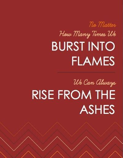 From The Ashes We Will Rise Quotes