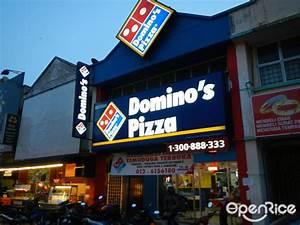 Domino's Taman Universiti Domino's Pizza - OneStopList