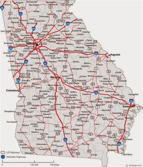 Printable Us State Maps