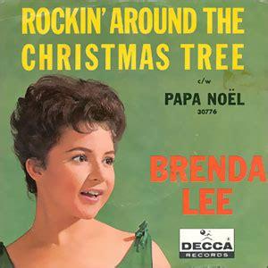 brenda lee christmas song rockin around the christmas tree wikipedia