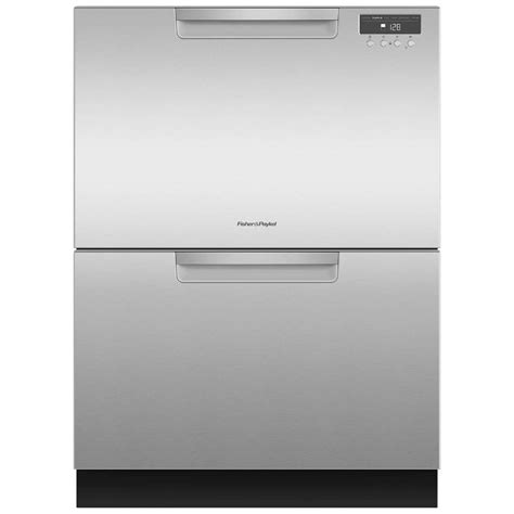 dddax fisher paykel dishdrawer double drawer dishwasher stainless haywood appliance
