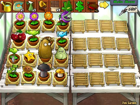plants vs zombies zen garden image half zen garden png plants vs zombies wiki