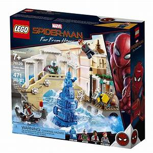 Lego, Spider-man, Far, Home, Sets, Swing, Into, Stores