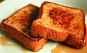 Eggnog French Toast JavaCupcake