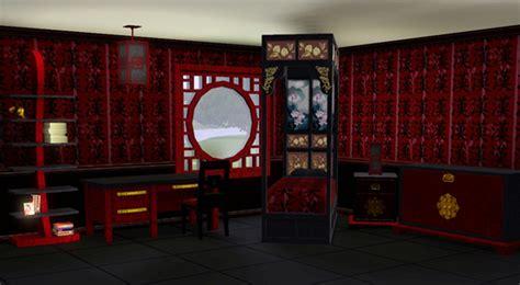 tapis rond chambre bébé sims3 baraquesasims mobilier furnitures