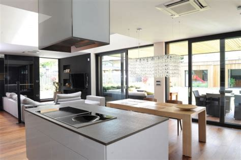 deco cuisine contemporaine decoration cuisine maison contemporaine