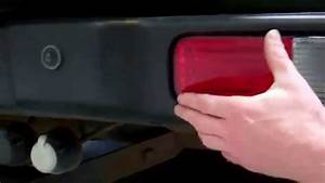 How To Remove Rear Bumper Lamps From Land Rover Discovery