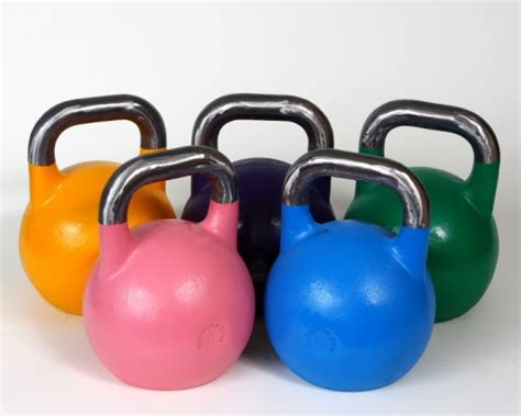 kettlebell kettlebells pro grade competition steel 8kg competiton 32kg training 24kg sports lifting performance strength ko