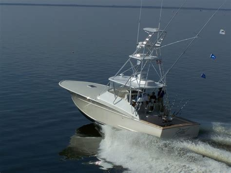 Ritchie Howell Sport Fishing Boats by Spencer 43 Jarret Bay 42 Ritchie Howell 42 Viking 42