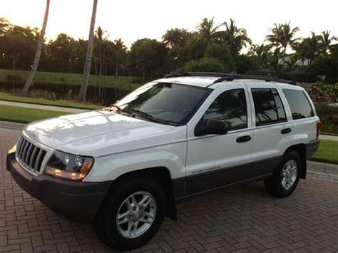 jeep grand cherokee tan purchase used 2004 jeep grand cherokee laredo white tan 61