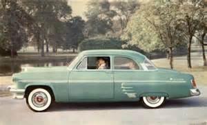1954 Mercury 2 Door Sedan