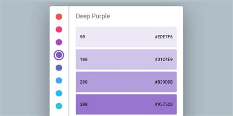 css material color picker bypeople