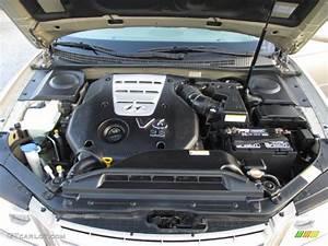 2007 Hyundai Azera Limited 3 8 Liter Dohc 24