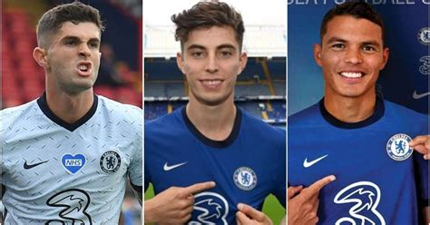 Havertz, Werner, Chilwell: Chelsea's wage structure for ...