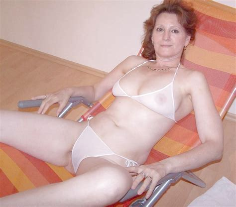 Only The Best Amateur Mature Ladies Wearing White Panties