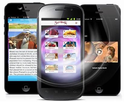 Superbook App Bible Games Cbn Begin Let