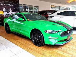 2019 Ford Mustang 2.3 EcoBoost Coupe AT – UK AUTOCENTER