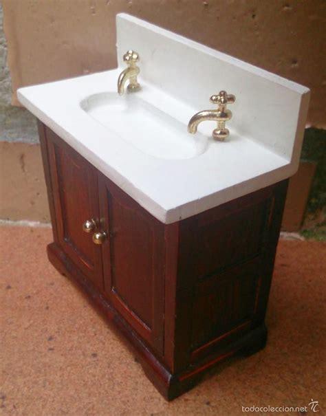 comprar muebles de bano muebles casa de muñecas lavamanos baño madera comprar