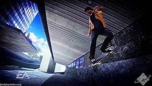 Ea Skate 2 Wallpaper