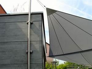 Sonnensegel Mit Mast : sonnensegel aufrollbar bilder beispiele und l sungen ~ Michelbontemps.com Haus und Dekorationen