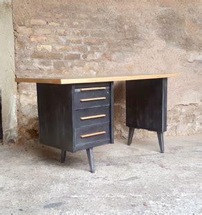 bureau gris metal dans meuble produits gentlemen designers
