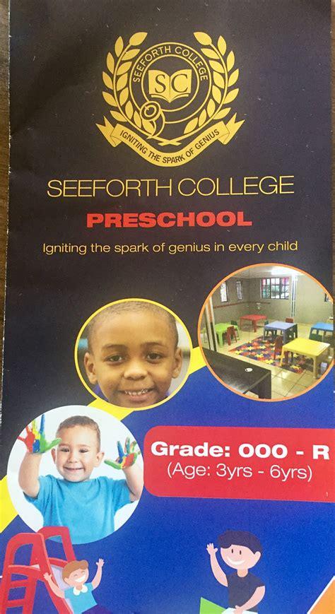 seeforth college preschool education pretoria east 927 | Seeforth College Preschool Education Pretoria East