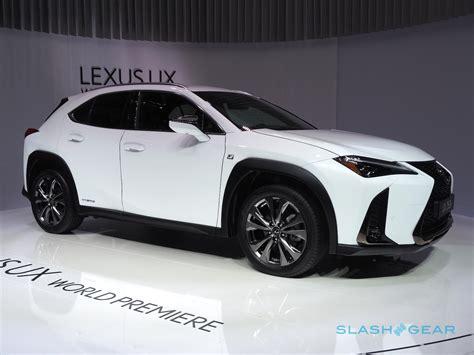 lexus ux crossover   hybrid  urban edge