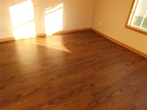 vinyl plank flooring quarter allure vinyl plank flooring with brown color for small room spaces with white wall interior