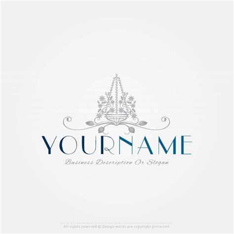 create a logo template interior design logo