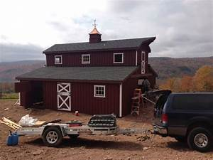amish built horse monitor barns for sale in catskill ny With amish barn company