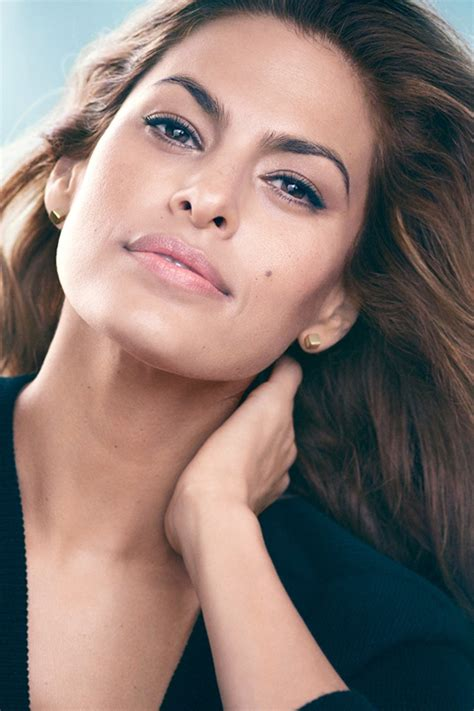Eva Mendes Named New Face Estee Lauder