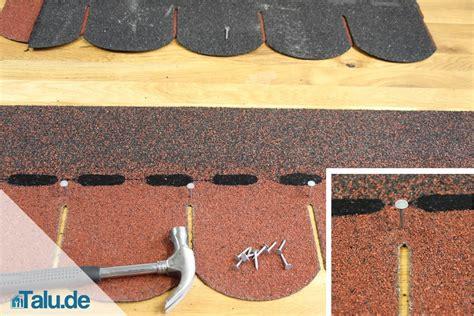 bitumen dachschindeln verlegen dachschindeln selbst verlegen dach mit bitumenschindeln talu de