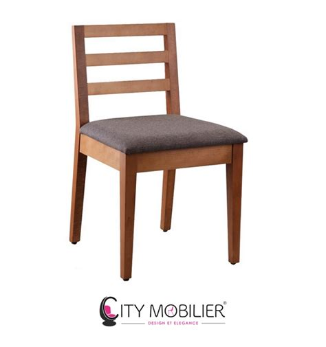 chaise pour restaurant mobilier pour professionnel hôtellerie table chaise