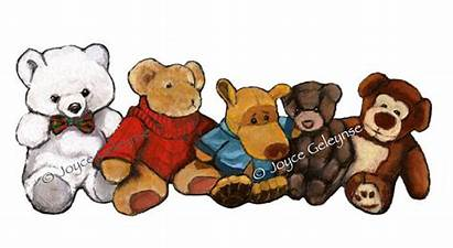 Stuffed Clip Clipart Animals Animal Toy Toys
