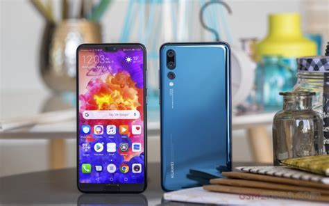 huawei p20 pro review gsmarena tests